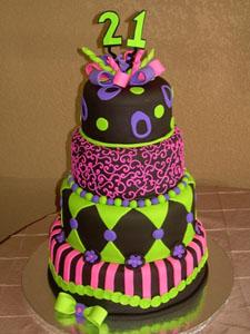 21-cake