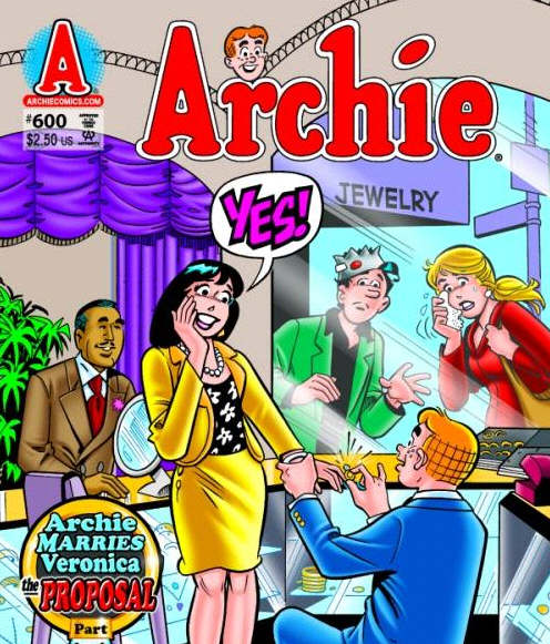 Archie Andrews Picture