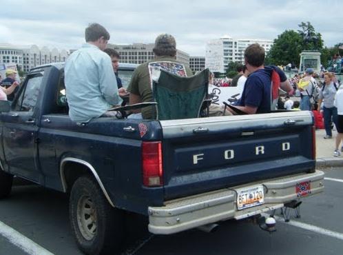 truckfullaracists