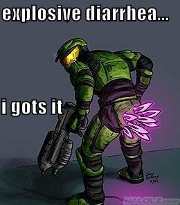 explosive-diarrhea